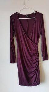 Moda International Faux wrap dress Size S